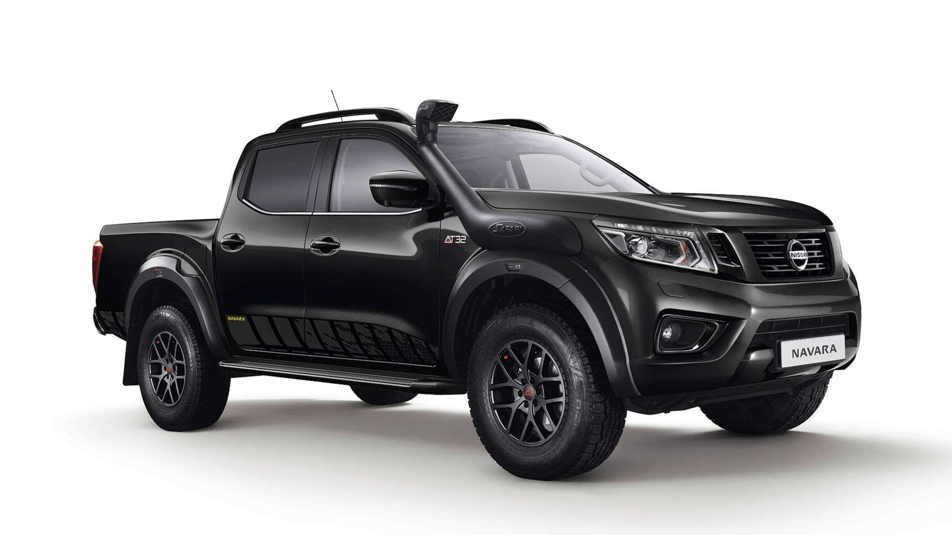 58 A 2020 Nissan Navara Pictures