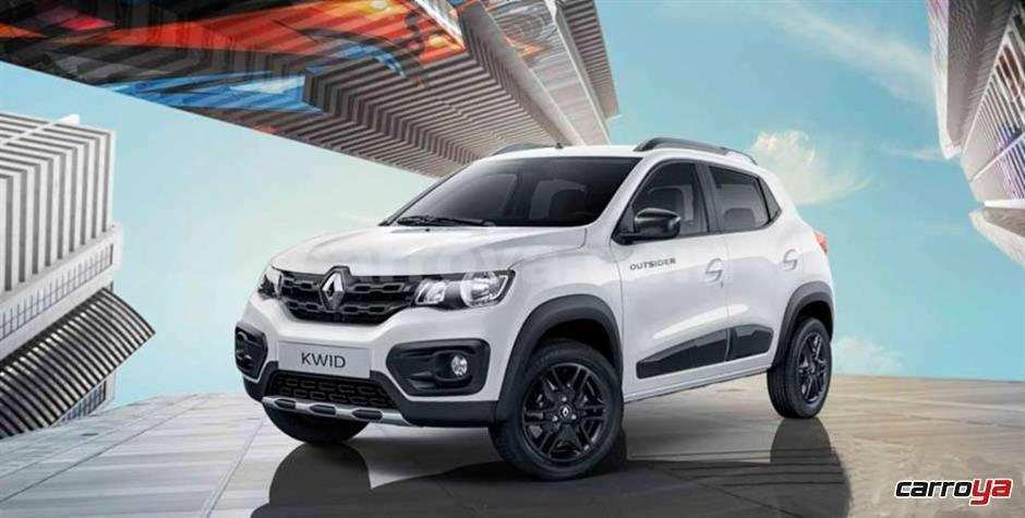 58 A 2020 Renault Kwid Specs And Review