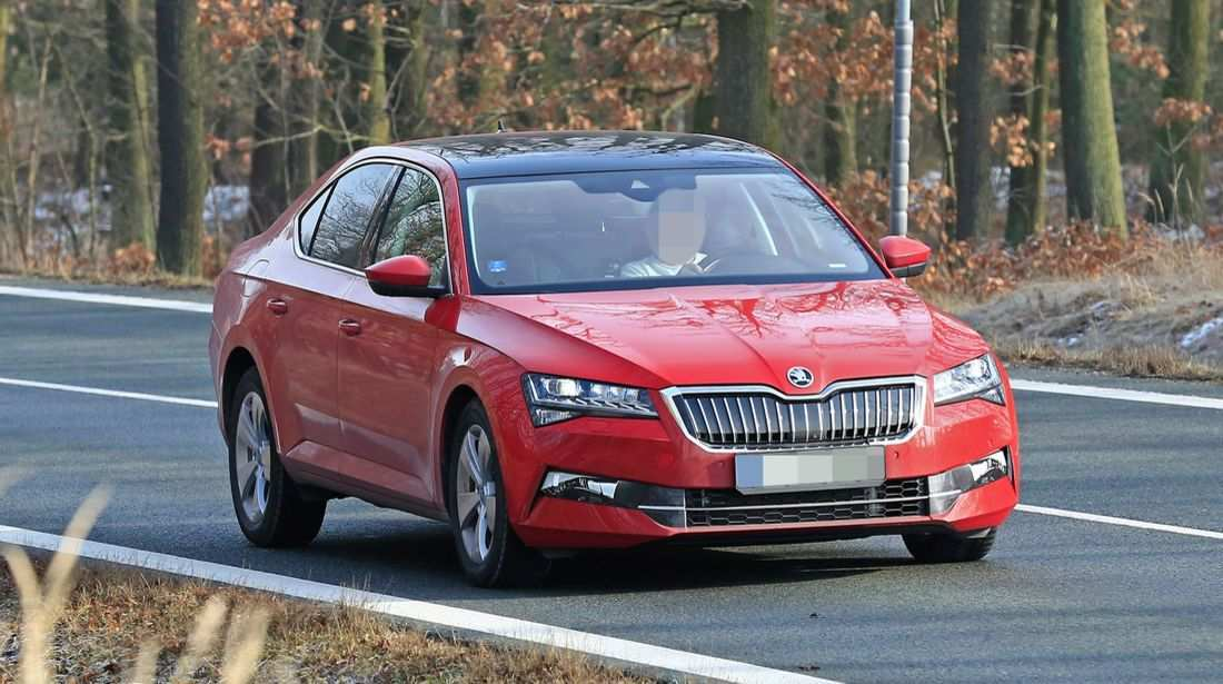 58 A 2020 Skoda Superb Price And Release Date