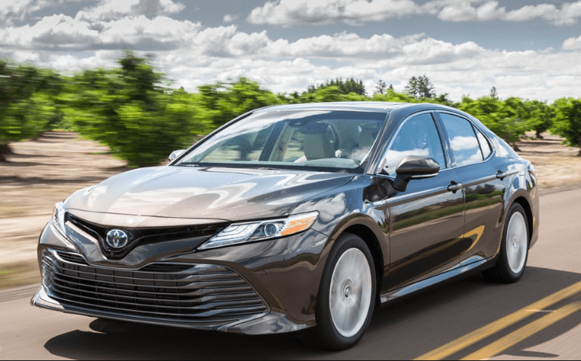 58 A 2020 Toyota Camry Research New
