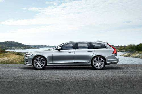 58 A 2020 Volvo V90 Wagon Exterior And Interior