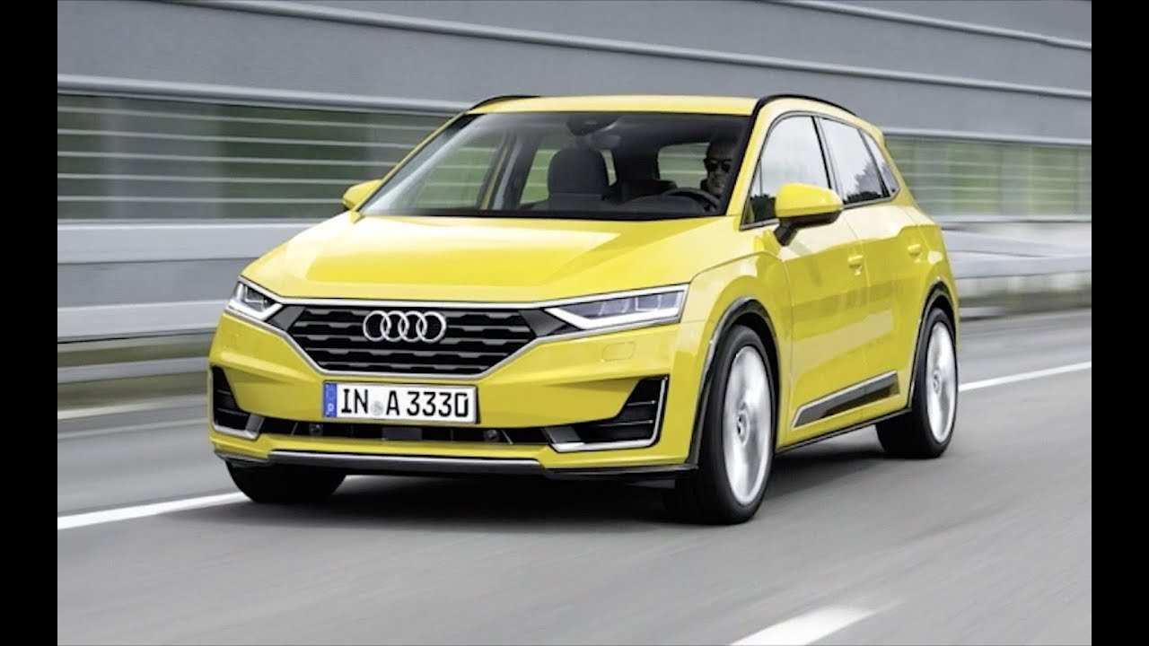 58 A Audi Nieuwe Modellen 2020 Research New