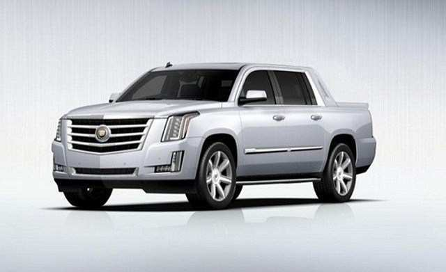 58 A Cadillac Escalade Ext 2020 New Review
