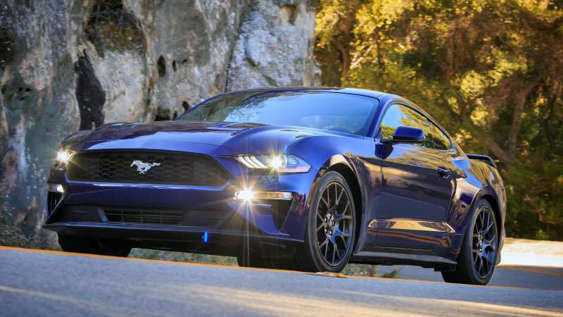 58 A Ford Mustang Hybrid 2020 Picture