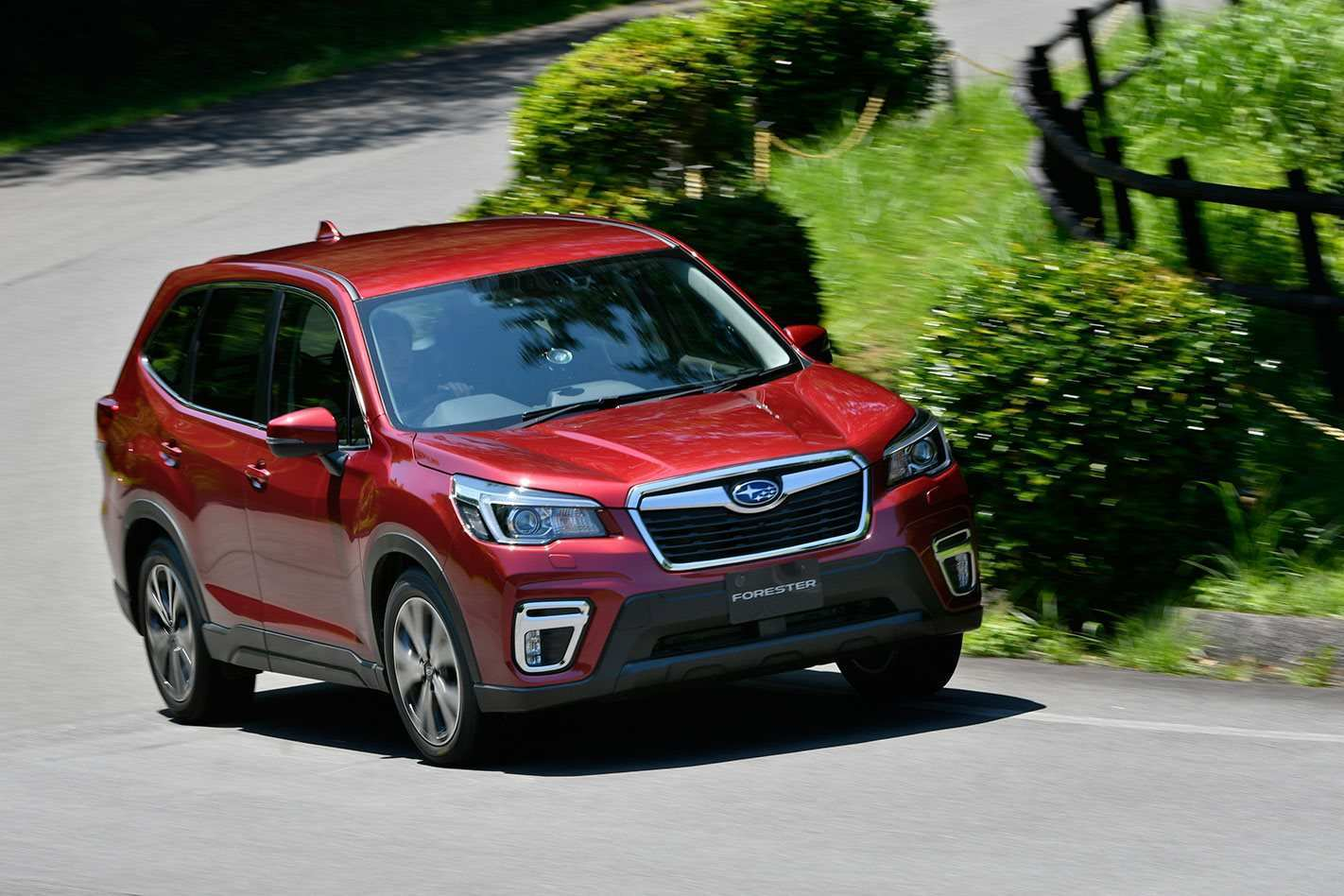 58 A Next Generation Subaru Forester 2019 Specs And Review
