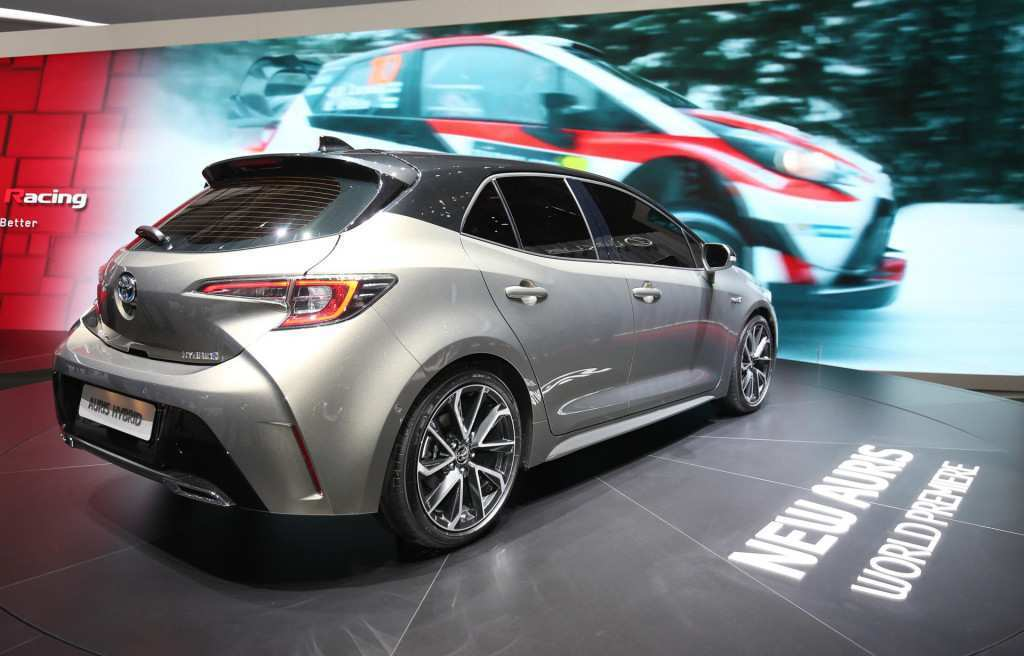 58 A Toyota Hatchback 2019 Release Date