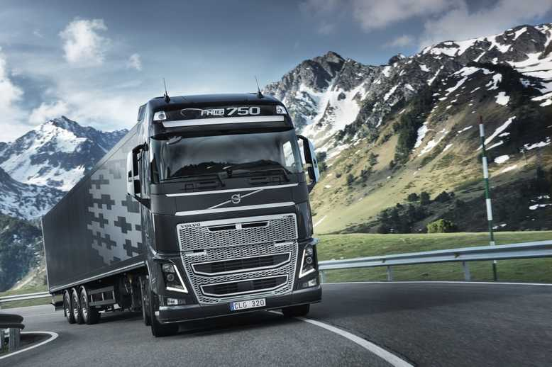 58 A Volvo Electric Truck 2019 Photos