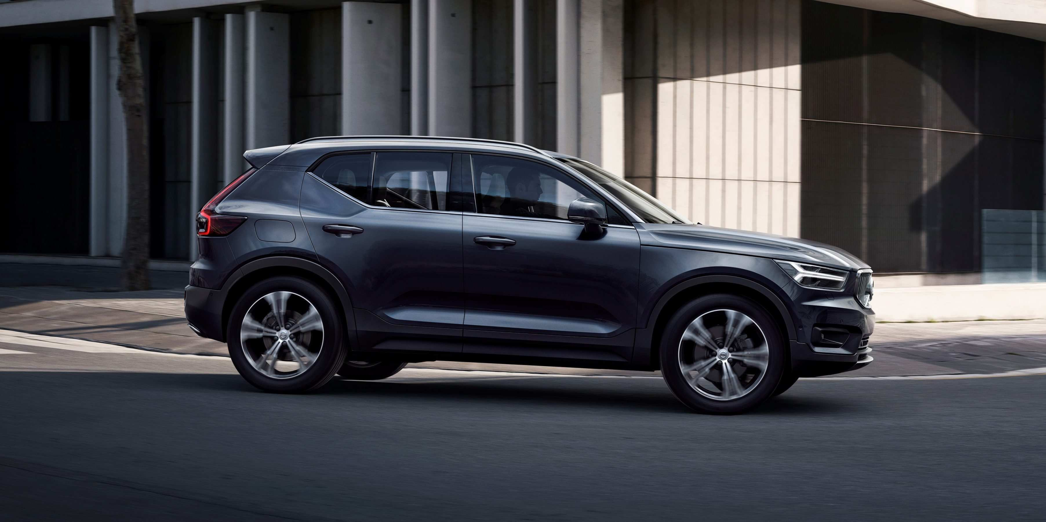 58 A Volvo To Go Electric By 2019 Spy Shoot