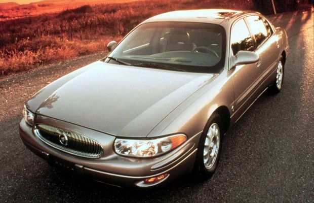58 All New 2019 Buick Lesabre Review And Release Date