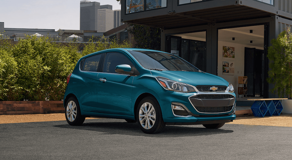 58 All New 2019 Chevrolet Spark Price Design And Review