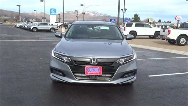58 All New 2019 Honda Accord Coupe Rumors