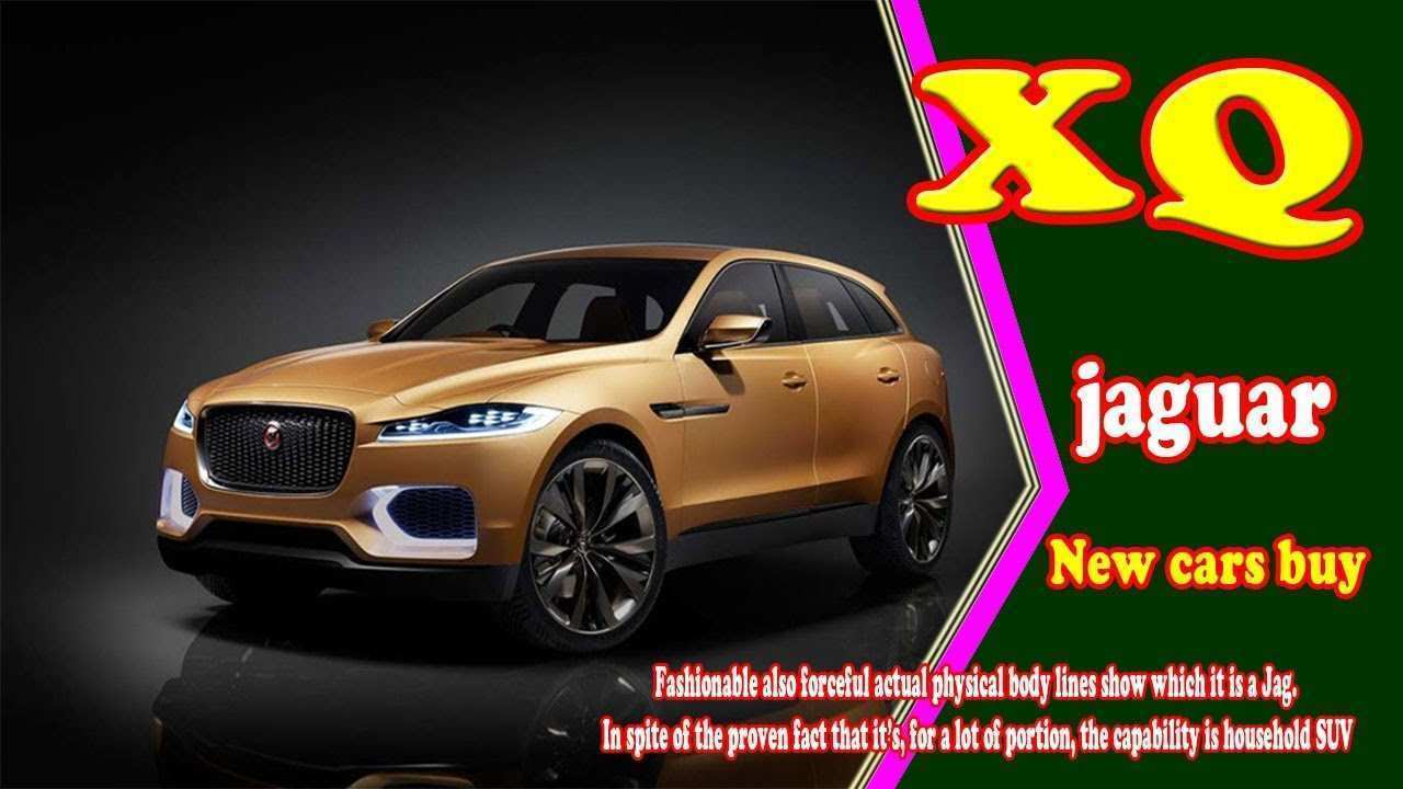 58 All New 2019 Jaguar Xq Crossover Release Date And Concept