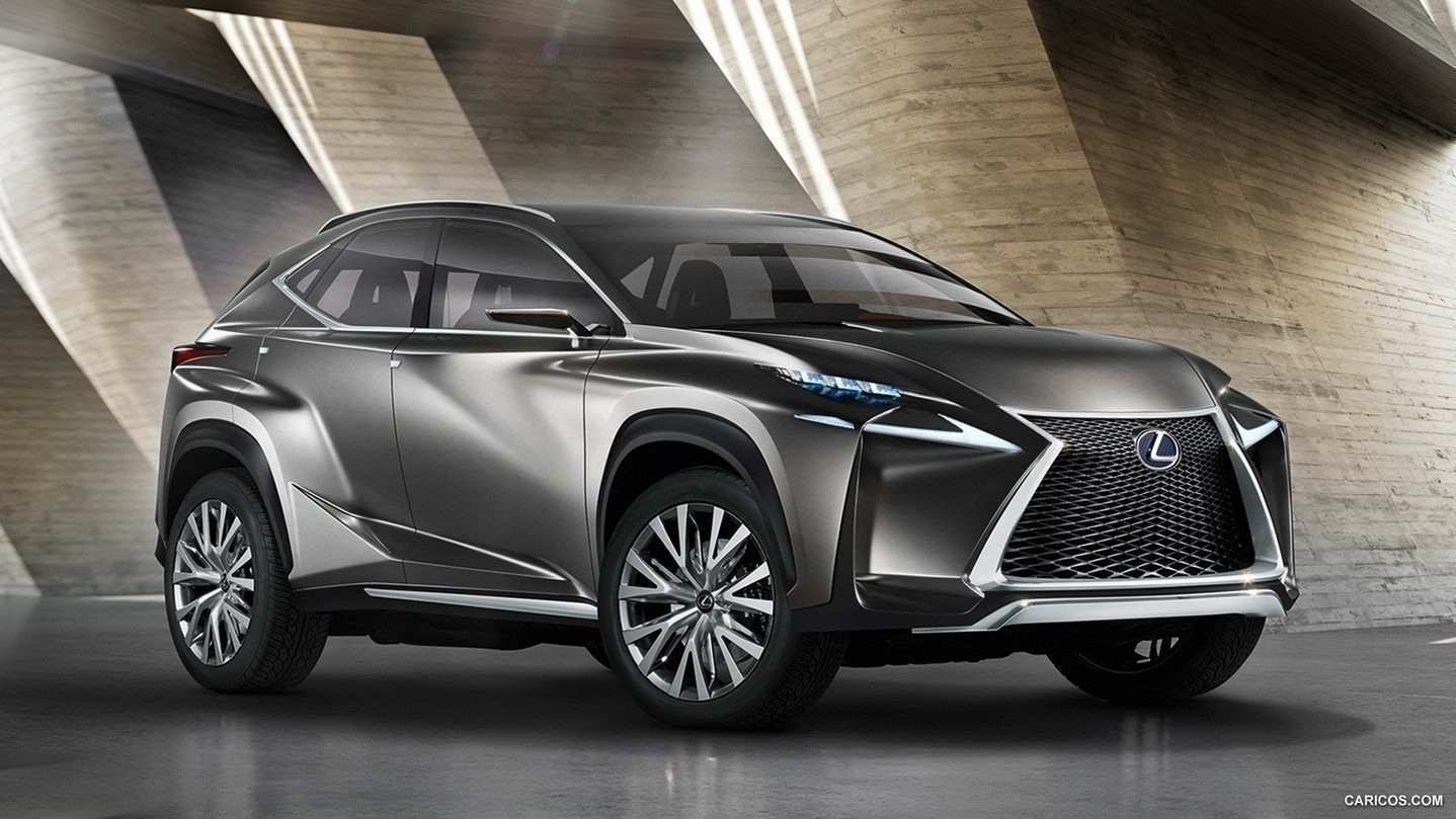58 All New 2019 Lexus NX 200t Wallpaper