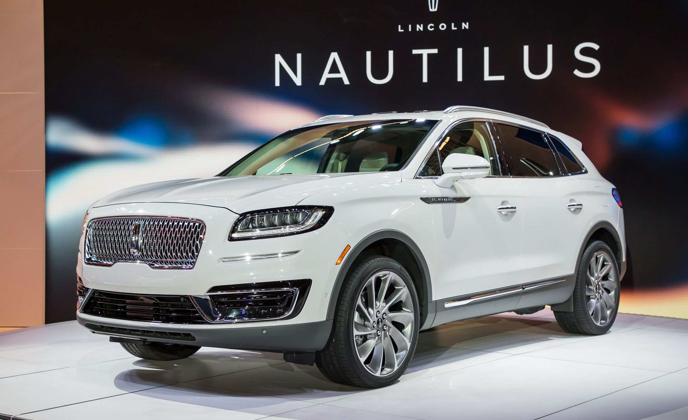 58 All New 2019 Lincoln MKX Spy Shoot