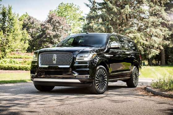 58 All New 2019 Lincoln Navigator Interior
