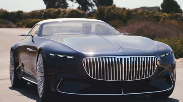 58 All New 2019 Mercedes Maybach 6 Cabriolet Price Release Date And Concept