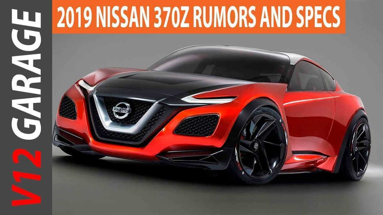 58 All New 2019 Nissan Z Car Redesign And Concept