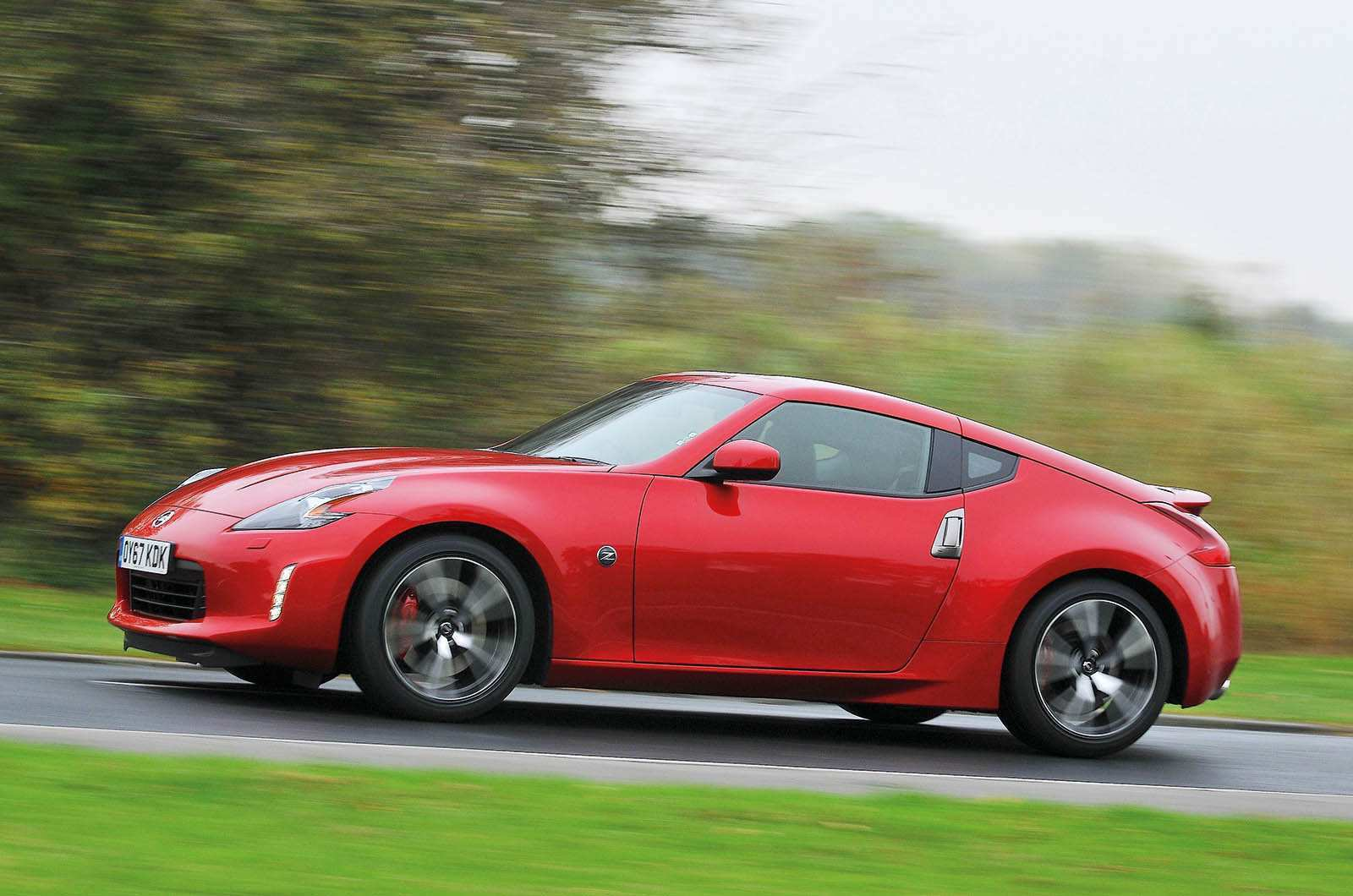 58 All New 2019 Nissan Z Turbo Nismo Spy Shoot