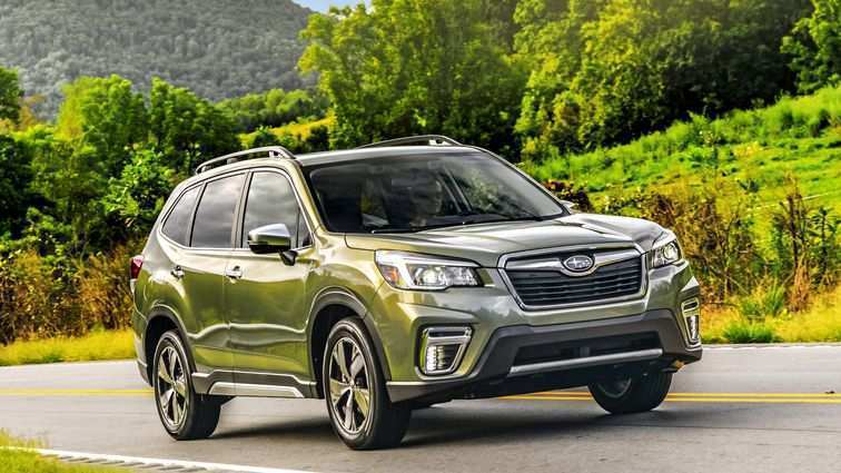 58 All New 2019 Subaru Forester Mpg Specs And Review