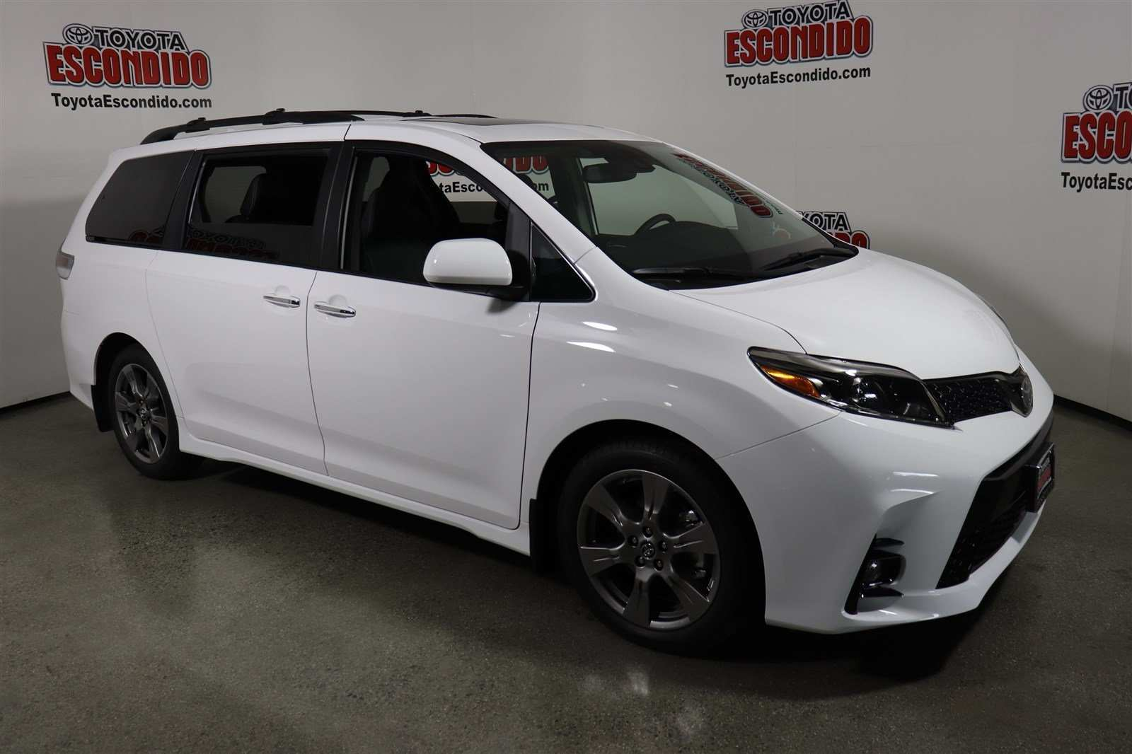 58 All New 2019 Toyota Sienna Price And Release Date