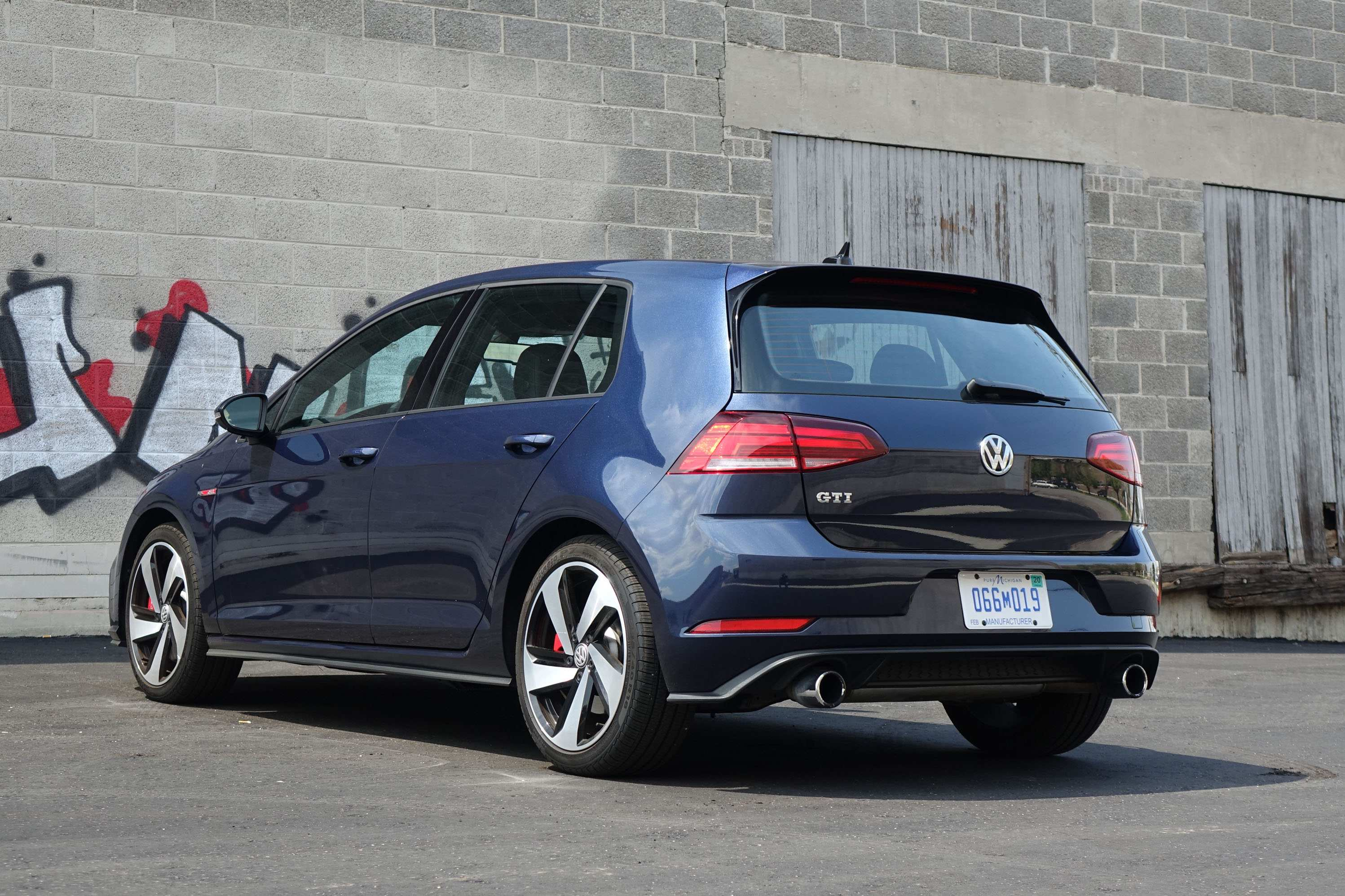 58 All New 2019 Volkswagen Gti Rabbit Edition Redesign