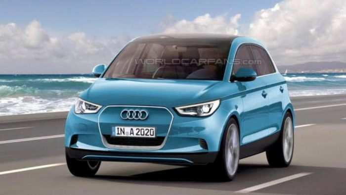 58 All New 2020 Audi A2 Engine