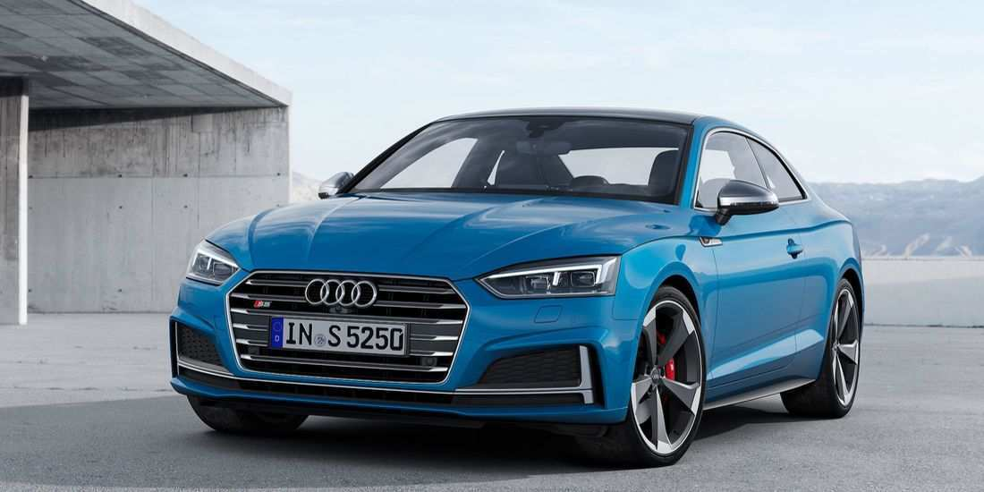 58 All New 2020 Audi A5s Redesign And Review