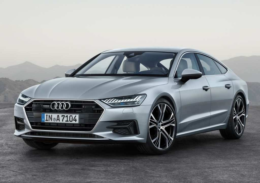 58 All New 2020 Audi A7 Photos