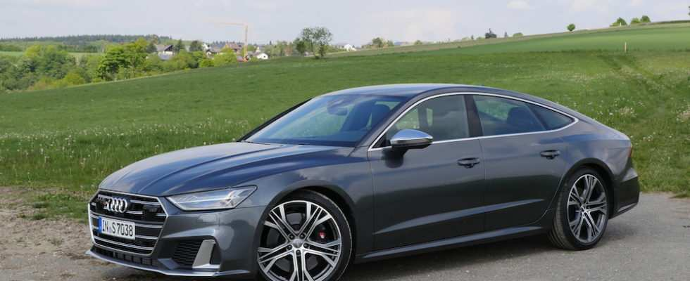 58 All New 2020 Audi S7 Spy Shoot
