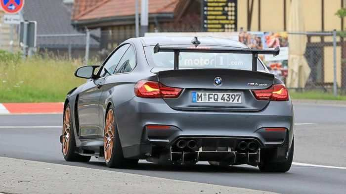 58 All New 2020 BMW M4 Gts Redesign