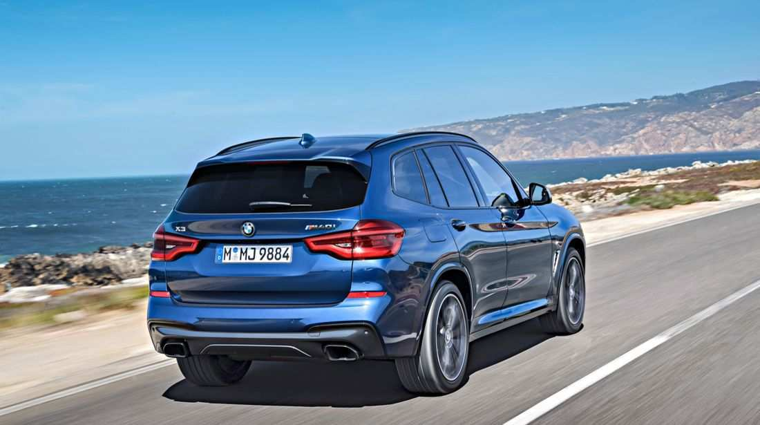 58 All New 2020 BMW X3 Hybrid Review And Release Date