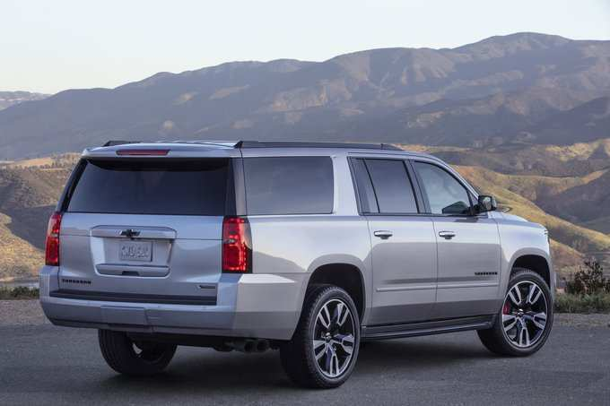 58 All New 2020 Chevrolet Suburban Overview