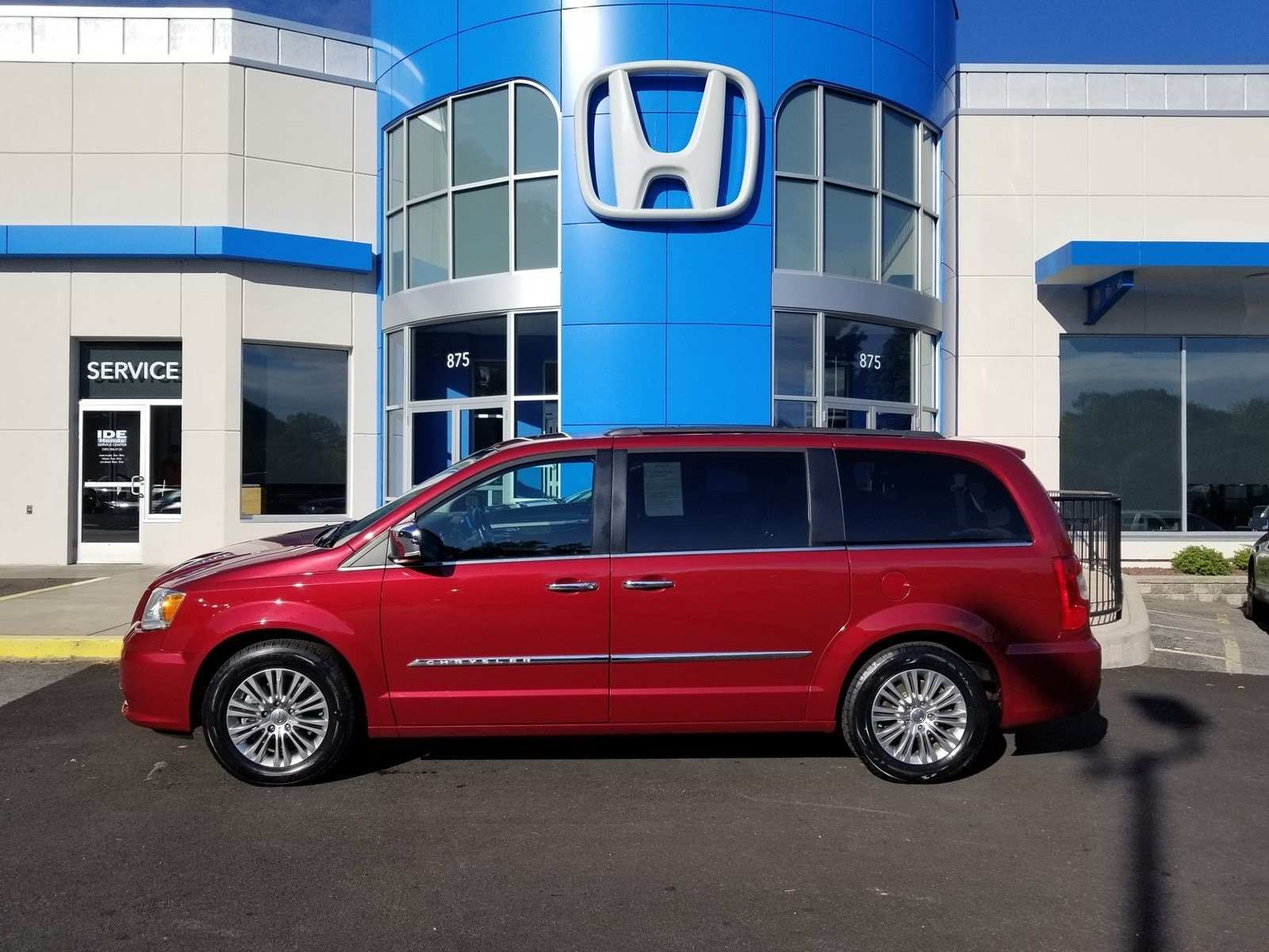 58 All New 2020 Chrysler Town Country Awd Spesification