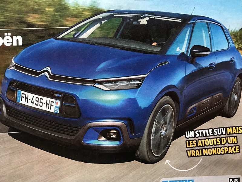58 All New 2020 Citroen C4 Redesign And Review