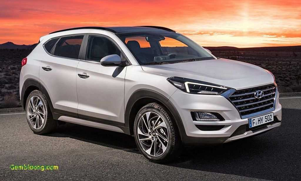 58 All New 2020 Hyundai Ix35 Exterior