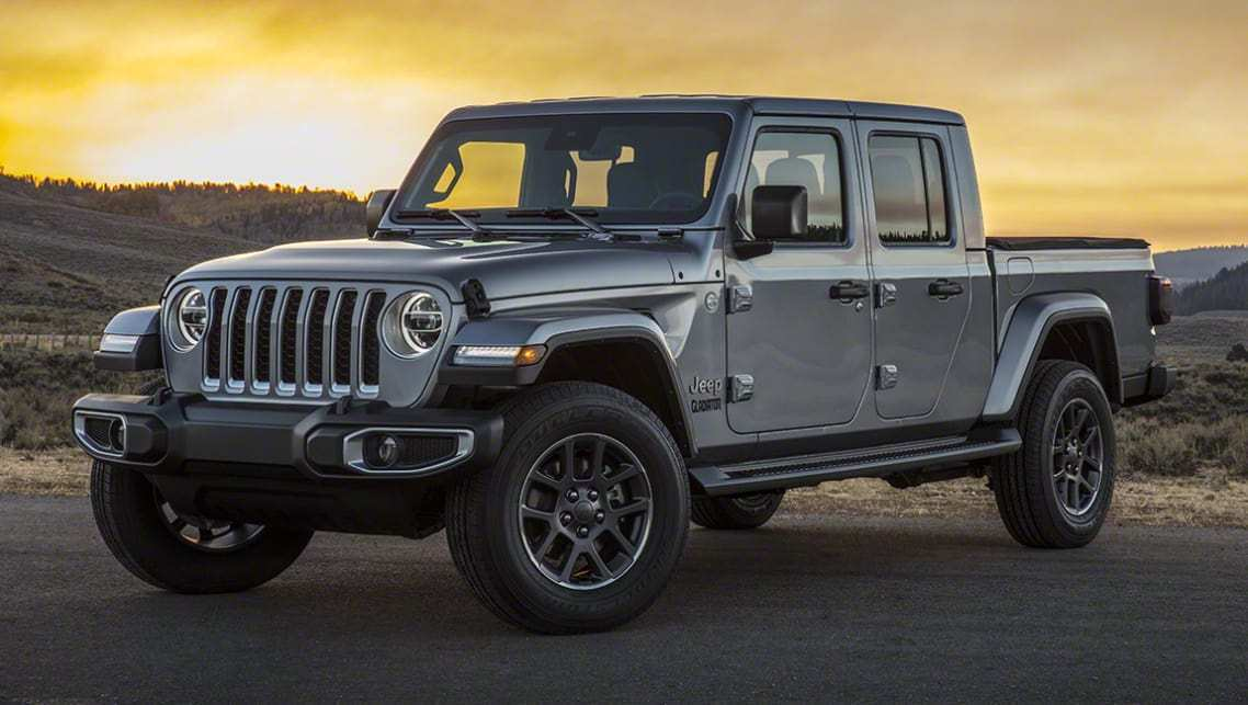 58 All New 2020 Jeep Wrangler Unlimited Redesign And Concept