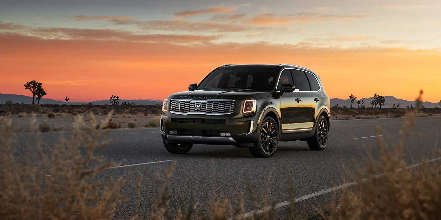 58 All New 2020 Kia Telluride Hybrid Review
