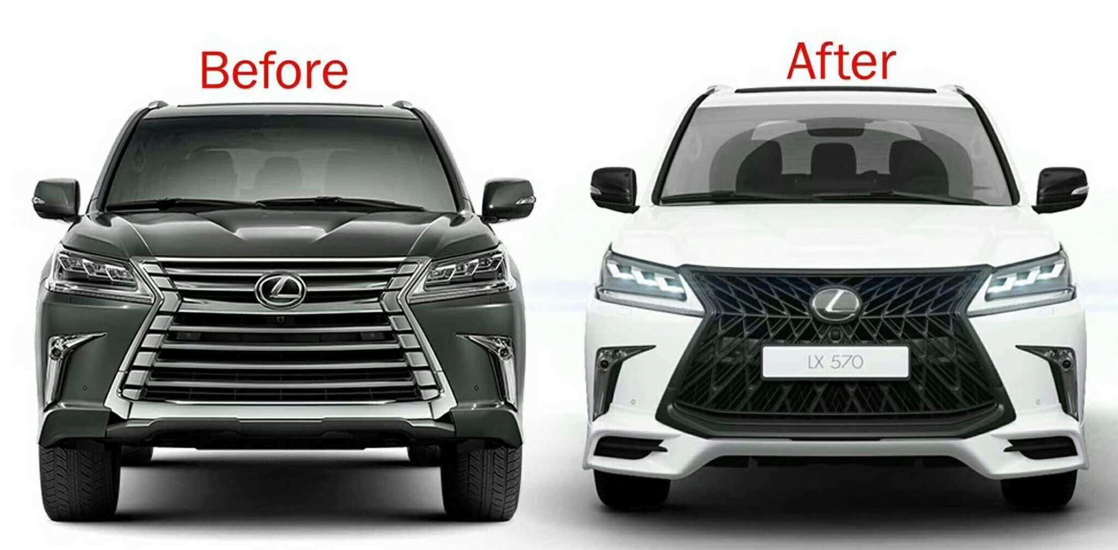 58 All New 2020 Lexus LX 570 Overview