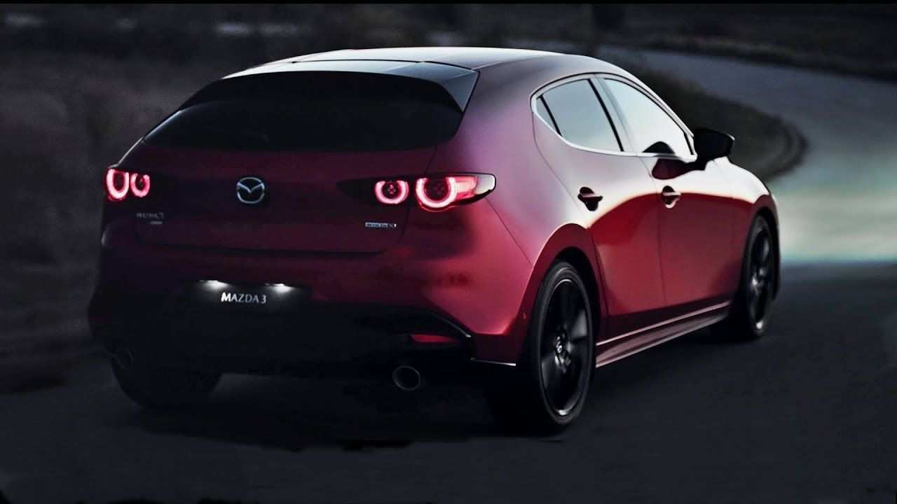 58 All New 2020 Mazda 3 Sedan Redesign