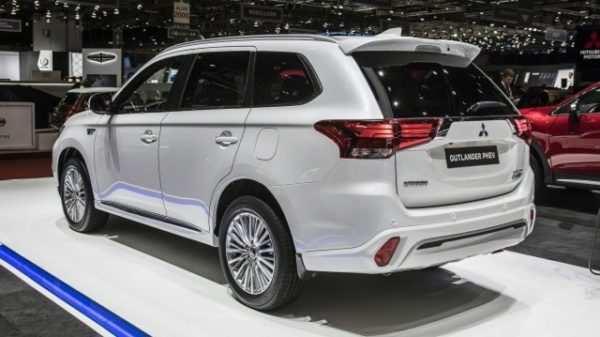 58 All New 2020 Mitsubishi Outlander New Model And Performance