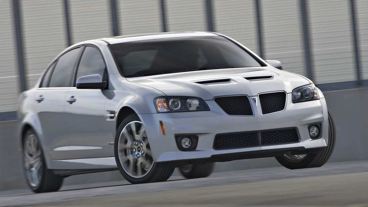 58 All New 2020 Pontiac G8 Gt Release Date