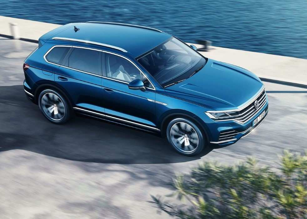 58 All New 2020 VW Touareg Photos