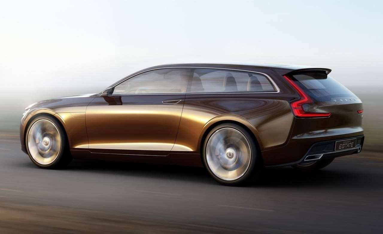 58 All New 2020 Volvo V70 Release Date