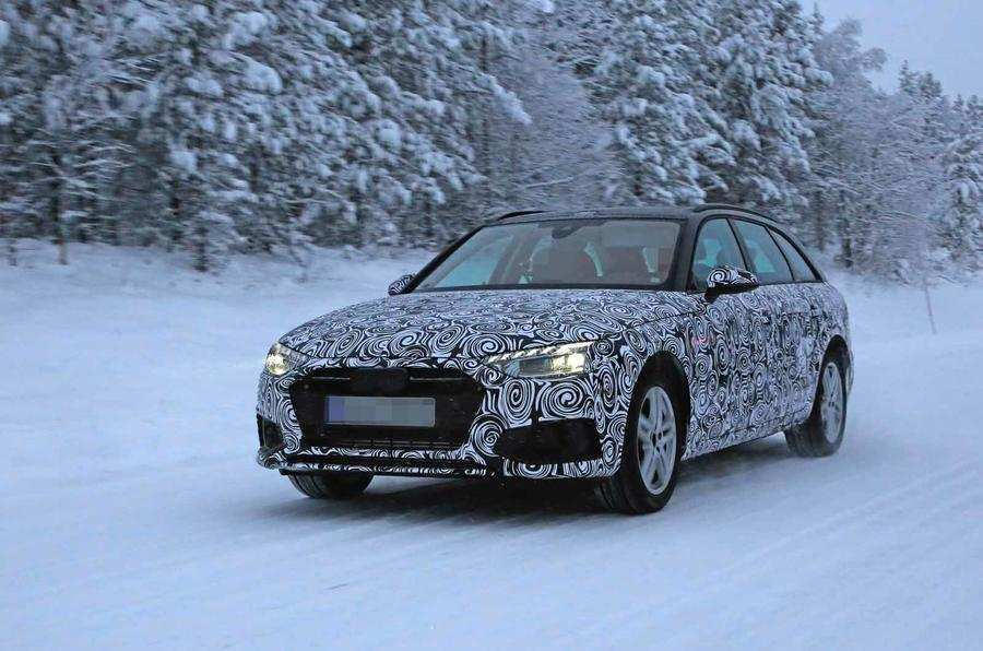 58 All New Audi A4 Model Year 2020 Model