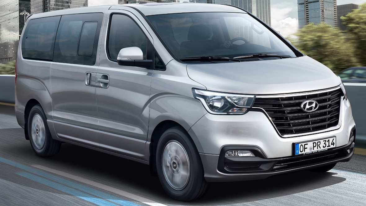 58 All New Hyundai Minivan 2020 Picture