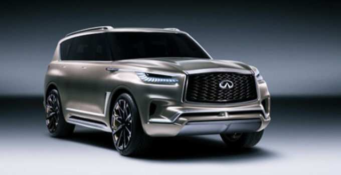 58 All New Infiniti Truck 2020 Overview
