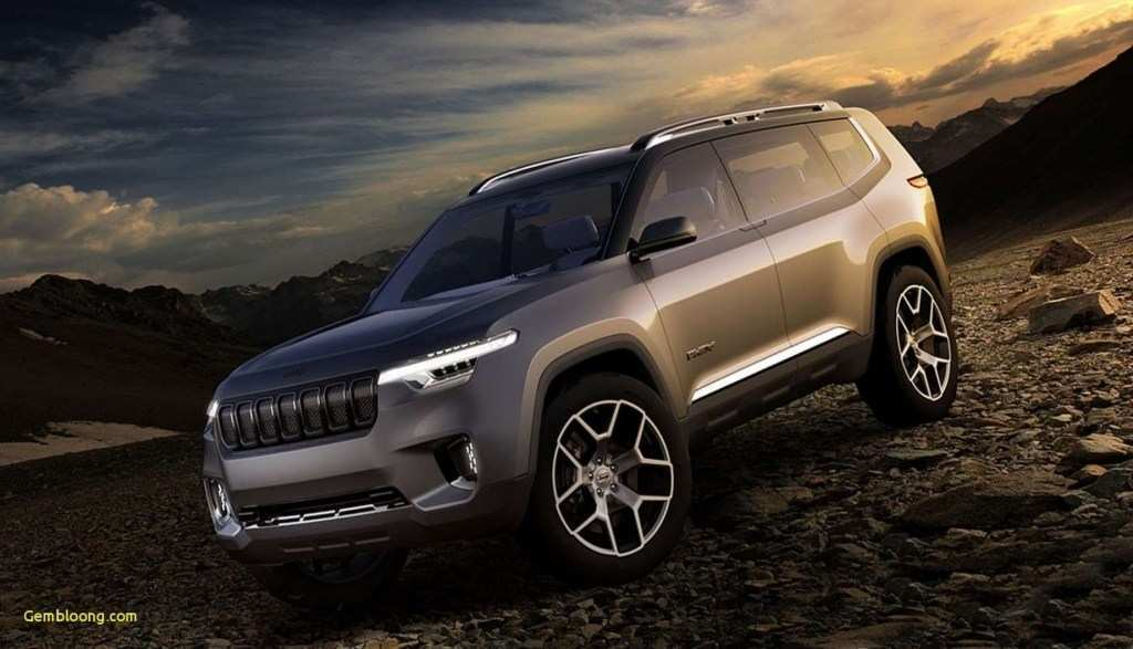 58 All New Jeep Grand Cherokee 2020 Concept Specs And Review