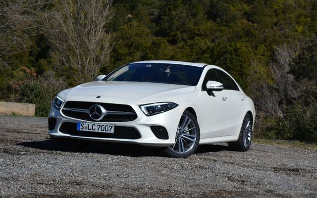 58 All New Mercedes 2019 Cls Review And Release Date