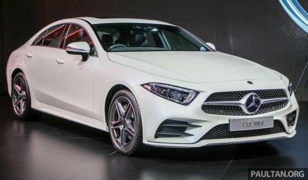58 All New Mercedes 2019 Malaysia Photos