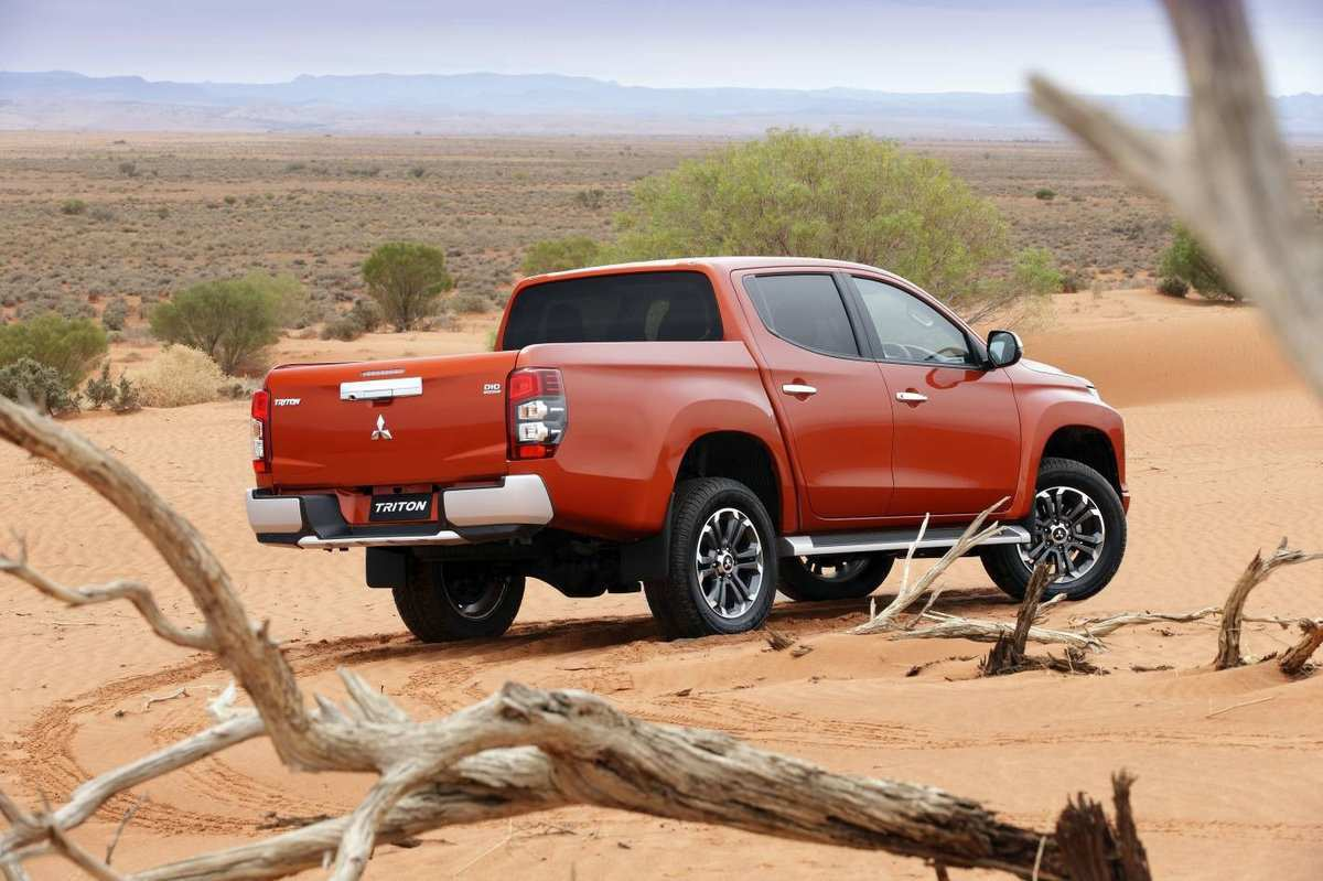 58 All New Mitsubishi L200 4X4 2020 Price And Review